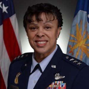 Lt. Gen. Stayce Harris