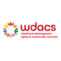 logo for Los Angeles County Department of Workforce Development, Ageing, and Community Services